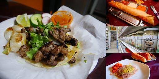 Exploring the Secret Eats  of Staten Island