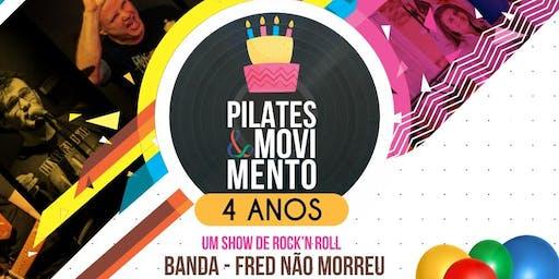 Aniversário 4Anos Pilates&Movimento