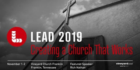 Lead2019 tickets