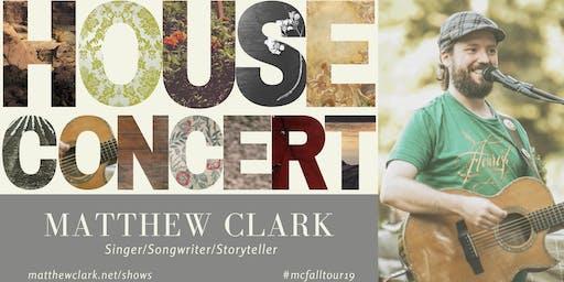Clark House Concert
