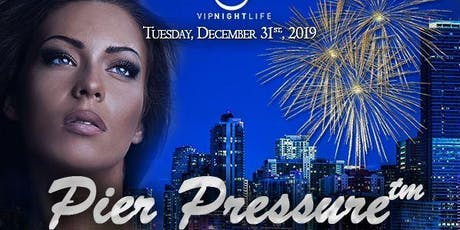 Pier Pressure Miami New Year's Yacht Party 2020 tickets