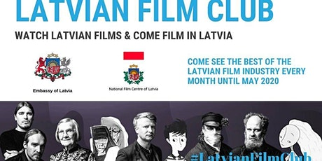 Latvian Film Club: TBC tickets