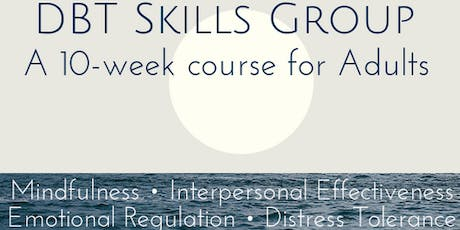 10-week DBT Group_Friday afternoon tickets