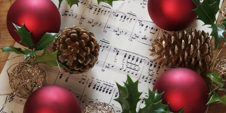 Tandy's Holiday of Song - Dinner Show tickets