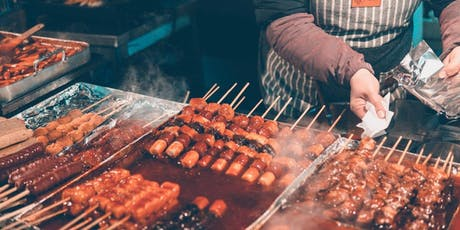 Wanstead food and drink market tickets