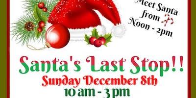 Santa's Last Stop!!!