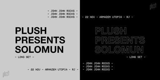 Plush Presents Solomun