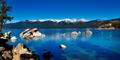 POWER of THE BEAUTIFUL STATE ~ Lake Tahoe, California ~ October 4-6
