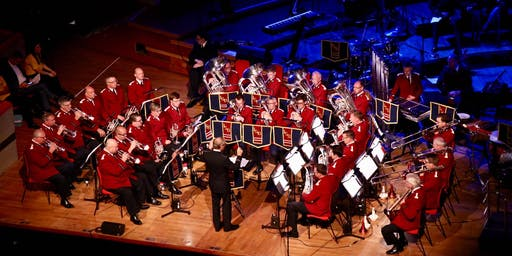 The Salvation Army International Staff Band in Dane County