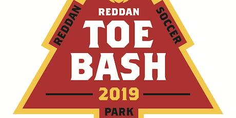 Reddan Toe Bash 2019 Parking Pass tickets