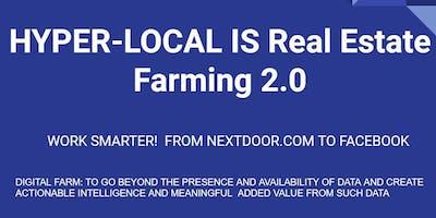 Hyperlocal Farming