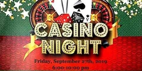 Casino Night tickets