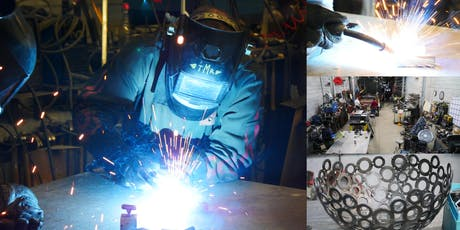 The Art of Welding — Hands-On Welding Tour & Demo @ Metal Shop Fantasy Camp tickets