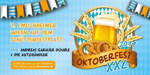 Emlichheimer Wies'n - XXL Oktoberfest 2019