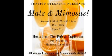 MATS AND MIMOSAS tickets