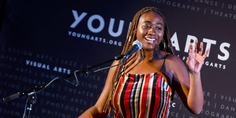 National YoungArts Week 2020 Writers' Readings tickets