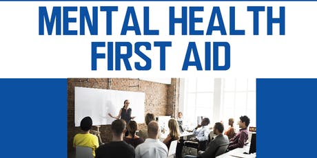 Mental Health First Aid   Stewart Memorial Hospital tickets