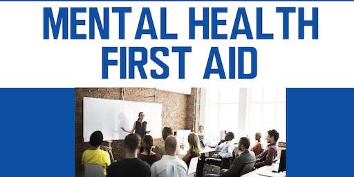 Mental Health First Aid | Stewart Memorial Hospital