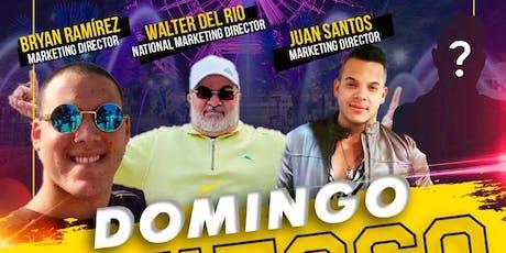Domingo Existoso! tickets