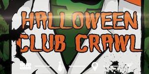 HOLLYWOOD HALLOWEEN CLUB CRAWL - OCT 26th