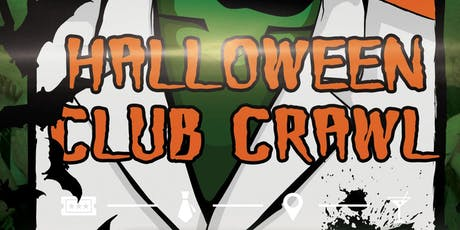 Hollywood Halloween Club Crawl to Boulevard 3 - Saturday Oct 26th tickets