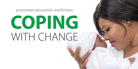 Coping with Change Facilitator Training tickets