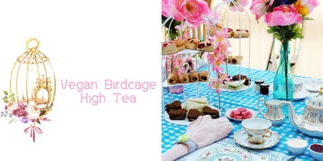 Enchanting Vegan High Tea tickets