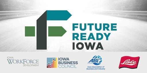 Future Ready Iowa Employer Summit - Clarinda