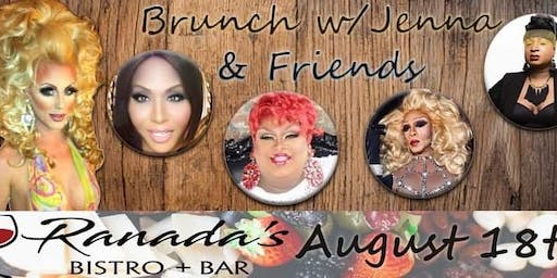 Drag Brunch with Jenna Jive and Friends!
