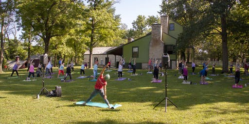 Free Yoga at Ulysses S. Grant National Historic Site