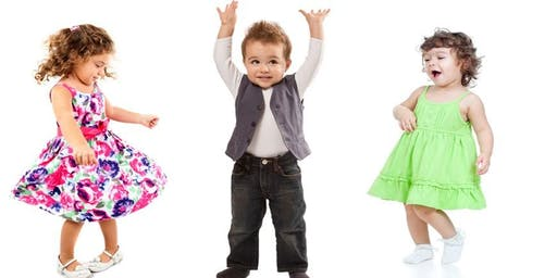 Toddler Music & Movement