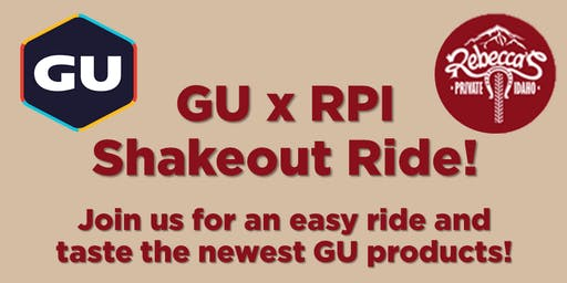 RPI Stroopwafel & Coffee Ride with GU Energy Labs at Backwoods Mountain Sports