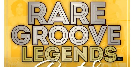 Rare Groove Legends   Part 8 tickets