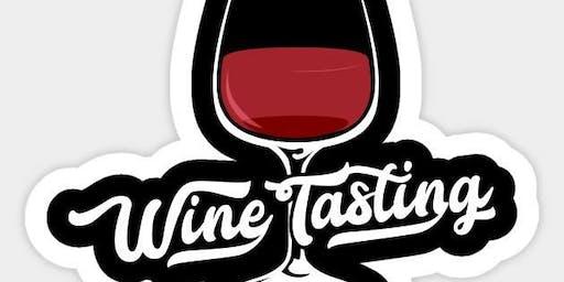Wine Tasting Fundraiser for Through Our Lens