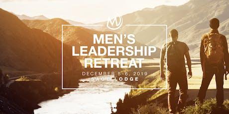 Men's Leadership Retreat 2019 tickets
