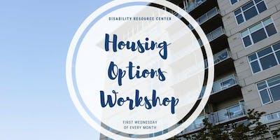 Housing Options Workshop