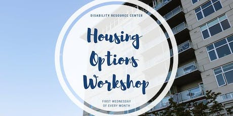 Housing Options Workshop tickets