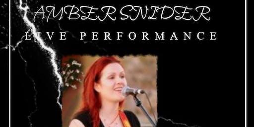 Amber Snider Band ~ Live Performance