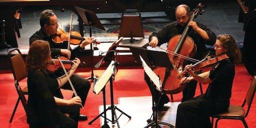 """Two Rivers String Quartet Presents """"Classic Contours"""""""