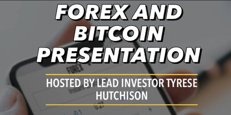 FOREX AND CRYPTOCURRENCY BITCOIN COURSE  tickets