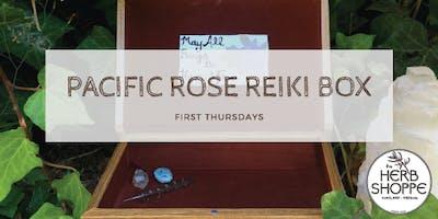 Pacific Rose Reiki Box