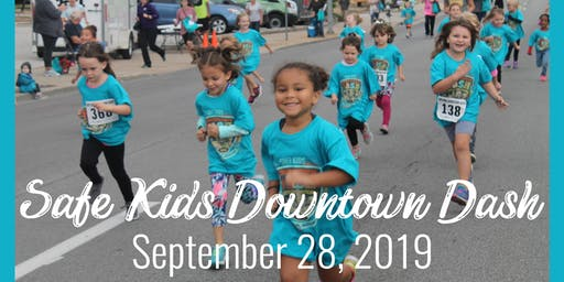 2019 Safe Kids Downtown Dash