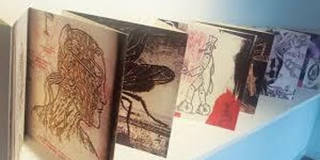 Bookmaking Studio-Accordion Style tickets