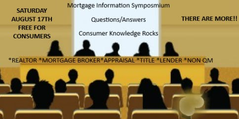 Copy of Consumer Awareness - Mortgage Information Symposium (M.I.S.)