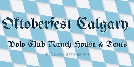 Oktoberfest Calgary 2019 tickets