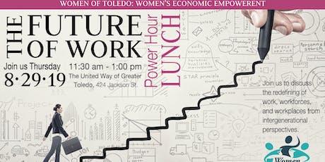 Women Economic Empowerment III: The Future of Work tickets