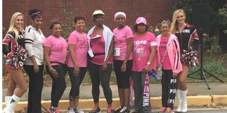 Posh Annual Breast Cancer Walk/Run 2019 tickets