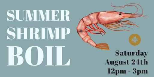 Asbury Park Summer Shrimp Boil