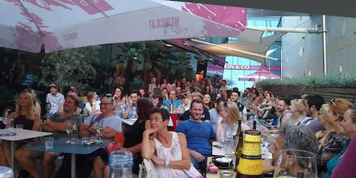 Open Air Stand up comedy