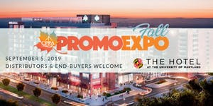 CPPA 2019 Fall Promo Expo End-Buyer Registration